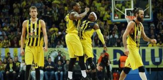 fenerbahçe final Four Euroleague