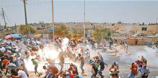 Kudüs Olaylar ve prostestolar